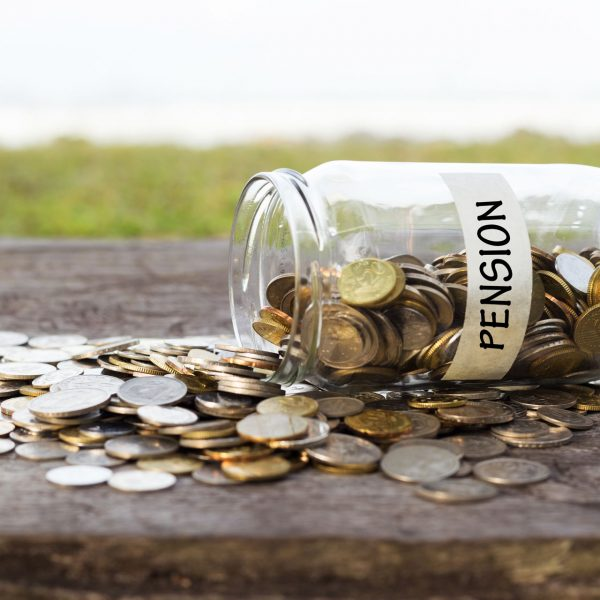 Image of Pensions Savings Jar (Auto Enrolment)