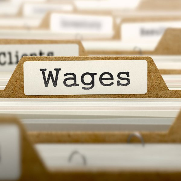 Wages Image