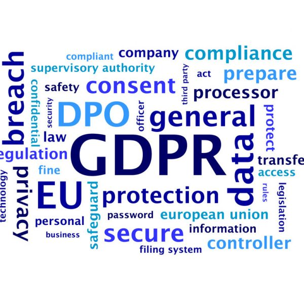GDPR Wordcloud