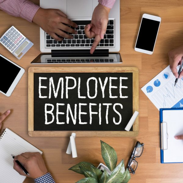 Employee Benefits graphic